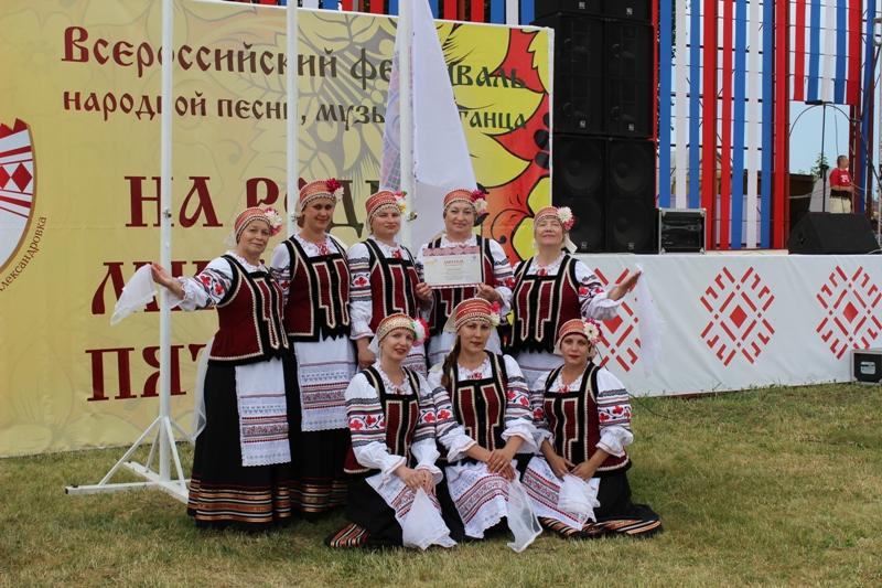 Об участии в XVII Всероссийском фестивале народной песни, музыки и танца «На родине М.Е. Пятницкого»