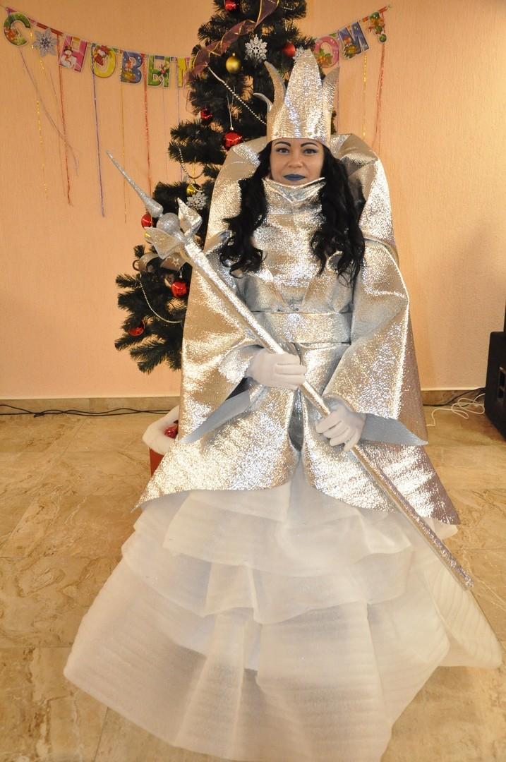 II районный парад новогодних сказочных героев «Новогодний маскарад»