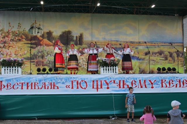 Репьевские артисты покорили Лискинский район