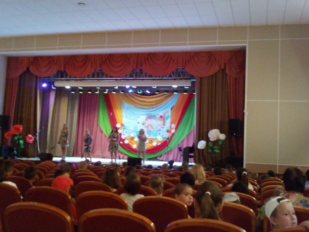 «Праздник Дружбы» в Репьевском районе
