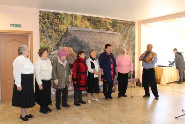 О праздновании Международного дня пожилых людей