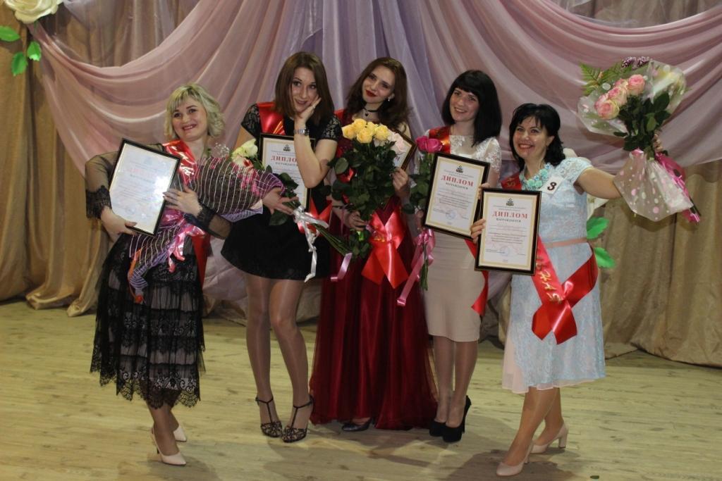 О районном конкурсе «Как много девушек хороших», посвященном Международному женскому дню 8 марта