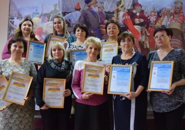 Лауреаты областного конкурса инновационных форм работы в культурно-досуговых учреждениях «Клубные идеи»