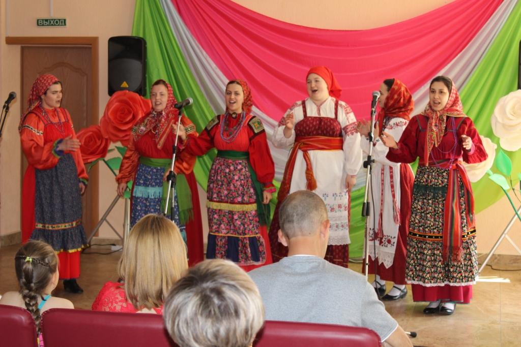 «О праздновании Международного Дня семьи» в Репьевском муниципальном районе