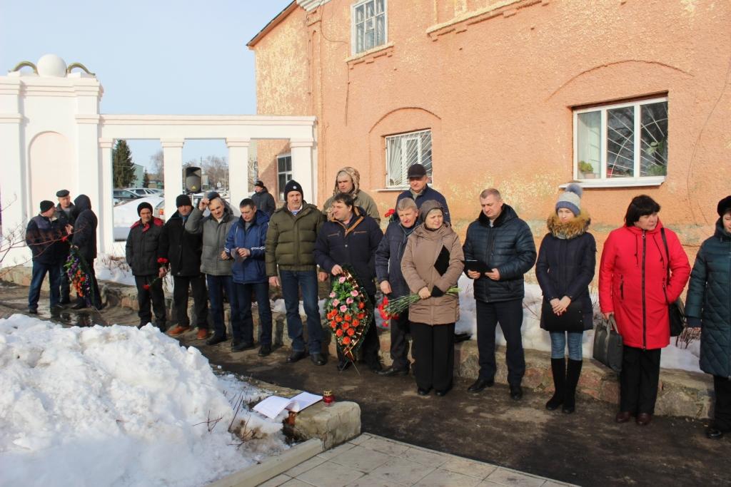 О торжественных мероприятиях, посвященных Дню памяти о россиянах исполнявших служебный долг за пределами Отечества