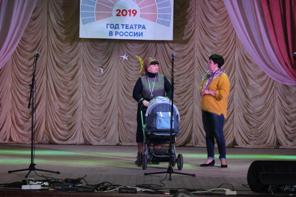 Районный фестиваль «Театральный фейерверк».