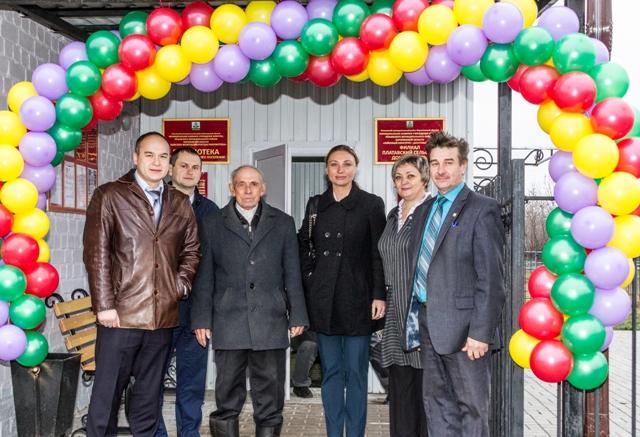 В селе Платава Репьевского района открыли сельский Дом культуры