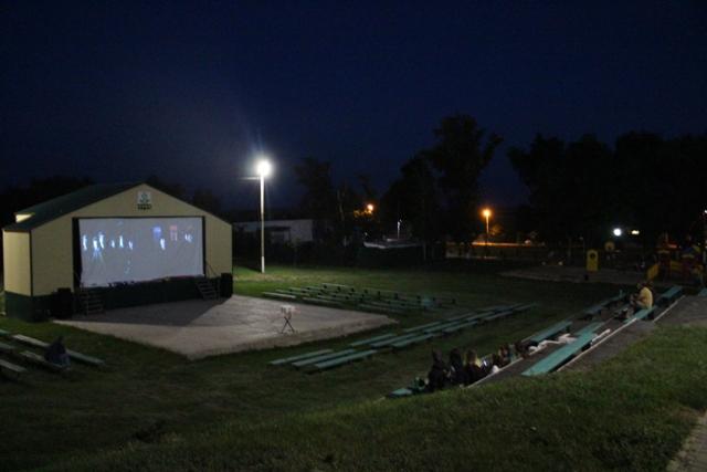 О ночи кино в Репьевском районе