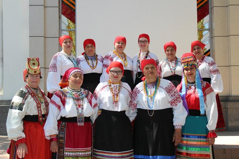 четверг, май 31, 2018 Фольклорный фестиваль традиционной славянской культуры «На Троицу».