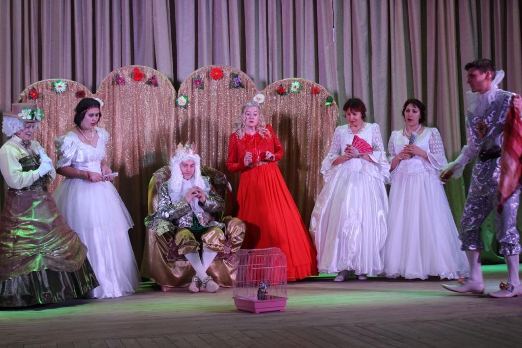 Премьера детского музыкального спектакля «Сказочная история принцессы и свинопаса»