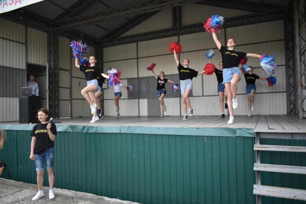 27 июня вся Россия отпраздновала День молодежи