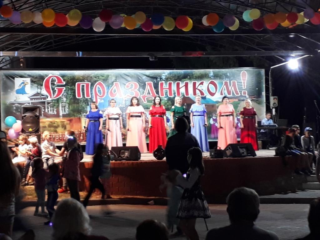 Об участии в праздновании Дня образования Нижнедевицкого муниципального района.