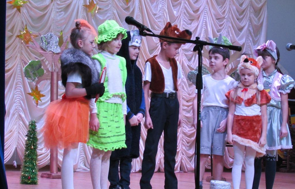 Фестиваль театральных коллективов образовательных учреждений «Театральный калейдоскоп»