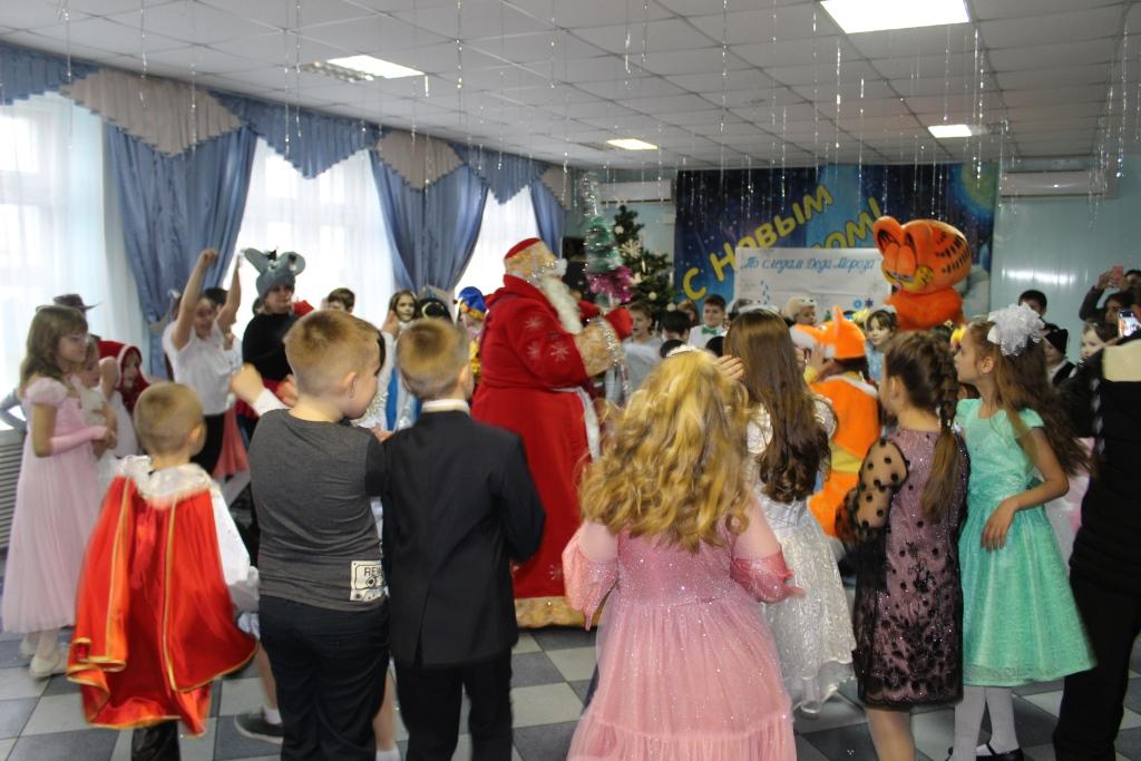 «По следам Деда Мороза». - ОМСУ Репьевского муниципального района
