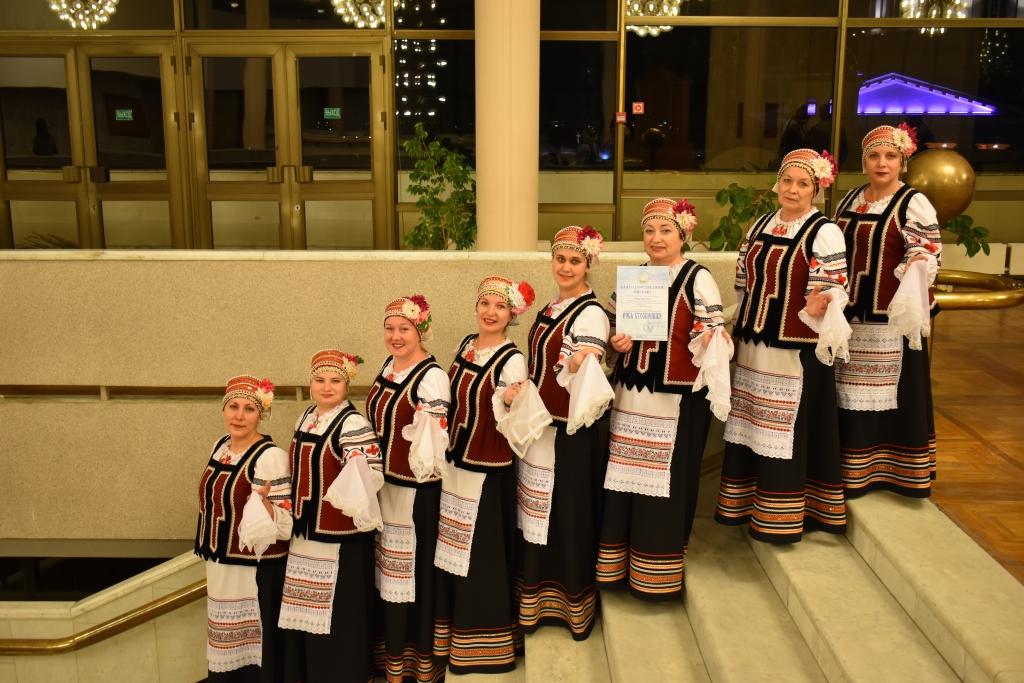 Открытый городской фестиваль русской песни «Русь стозвонная» им. А.И. Токмакова