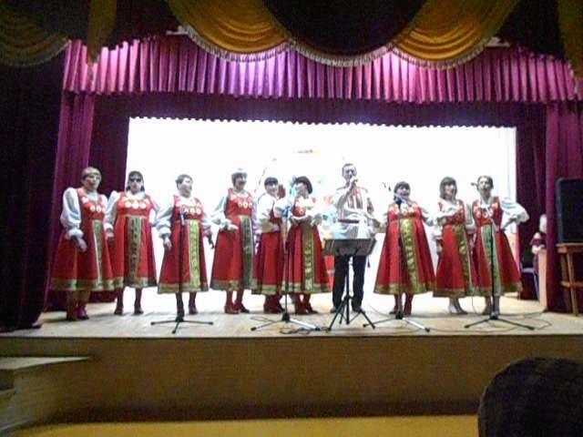 Концертная программа «Мама - мой добрый ангел»